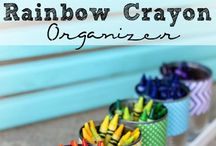 Organize / by Joy Dare Blog