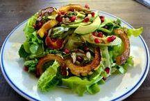 salads. / Salads / by Mackenzie Wright