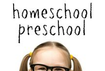 Homeschool: Preschool / Activities to do with my girls / by Joy Dare Blog