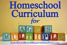 Homeschool: Curriculum / #homeschool #curriculum  / by Joy Dare Blog