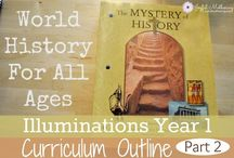 Homeschool: History / by Joy Dare Blog