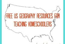 Homeschool: Geography / by Joy Dare Blog