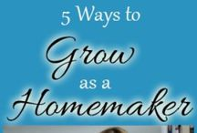 Christian Homemaking / by Joy Dare Blog