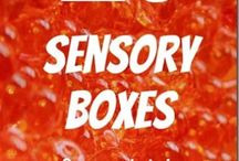 Sensory Activities  / by Joy Dare Blog