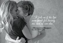 Paranormal Keepers / YA paranormal romance novel available now!