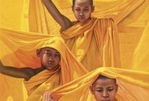Yellow / Spring is coming...let's lighten the mood with a 'yellow' travel theme!