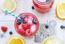 Drinks {Fun & Creative Beverages} / Creative drink ideas collected by Kim Byers / by Kim {The Celebration Shoppe}