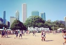 Lollapalooza Bound / Hitting the 2014 festival in Chicago this summer!