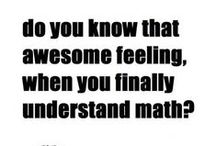 My Math Obsession! / by Chelsey Greene