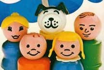 Vintage Toys / vintage toys for kids and adults