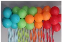 Party Ideas - Kids / by Adriana Hockenberry