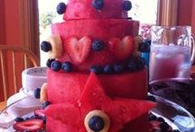 Fanciful Fruit / Fruit creation ideas / by Felecia Augustine