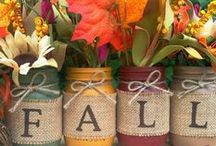 Fall Decor / by Miller & Smith
