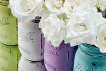 Spring Decor / by Miller and Smith