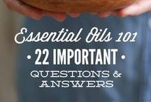 Essential Oils / by Joy Dare Blog