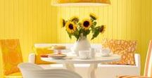 Colour Inspiration / Let your home shine through different seasons, with the right shades and colours adorning your space.
