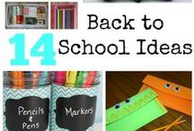 Back to School / Going back to school takes some planning and we are collecting great article to make this task a bit smoother.  / by Real Baby