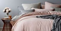 Soulful Bedrooms / Creative decor ideas and inspiration for the boudoir! Go on and create a cozy escape for yourself.