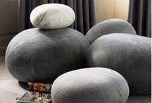 Smoked Grey / Sizzling hot and charismatic decor for your home!