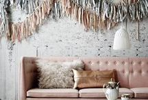 Festive Decor Inspiration / Just like you groom and style yourself ahead of the festive season, doesn't your home deserve a styling session too? We let you in on 11 décor secrets that every stylist worth his or her salt knows but won't tell you.
