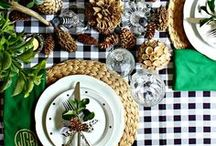 HOLIDAYS:  Thanksgiving / Thanksgiving decor, treats, DIY projects, and more.