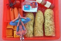 Kids & Bento Lunches / by Kaylin Meredith