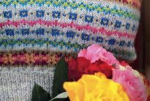 the knitting factor... / by Tracy Dowling