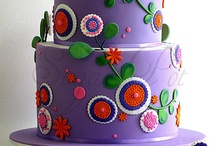 Cake... Specialty w/Color / by Beverly Watts