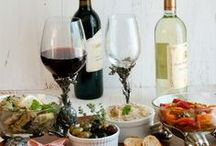 It's All About the Food & Wine / Wine and food pairings, and so much more!