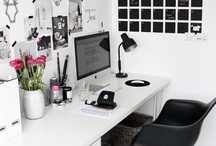 Studio & Home Spaces / Work space and home decor