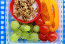 RECIPES:  For the Kids / Kid's lunch ideas and more.