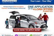 myAutoloan.com Online Auto Loans / Promotions, events, happenings and everythng good about myautoloan.com online auto loans and refinance auto loans... / by myAutoloan.com Auto Loans