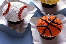 Sports Cakes / by Lisa Moran