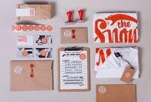 packaging, branding & stationary