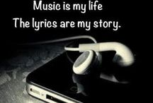 Music and Lyrics / by Eef