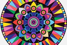 Color... Kaleidoscope / by Beverly Watts