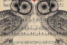 Owls / by Stacy Bauman