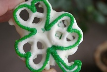 St. Patrick's Day Treats / by Lisa Moran
