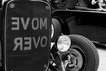 Cars and Motorcycles / Vehicles I love / by Raymond Petke