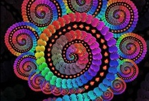 Color... Patterns & Designs / by Beverly Watts