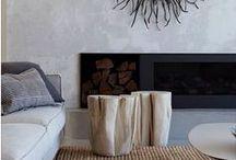 to interior design | fire