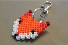 Perler Beads: not just for summer camp
