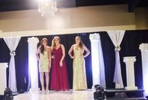 Mimi's Bridal Shows! / A glimpse into our booths and dresses modeled at our bridal shows!