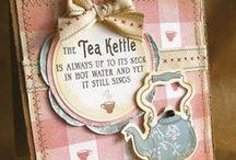 Tea Room Inspirations / by Marsha Crenwelge