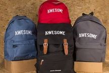 Backpacks / What's more useful than a bag?! We've been printing tote bags for years but now it's time to our evolve our range. Customised embroidered backpacks are here.... with full colour embroidery, we reckon they're a winner for any serious clothing company, brand or fashion conscious individual. Check out these options!