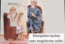 LLPSI / Lingua Latina Per Se Illustrata