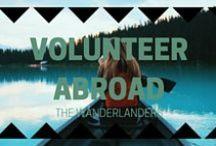 Volunteer Abroad / International Volunteer Opportunities
