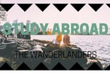 STUDY ABROAD / All the info on how to study abroad
