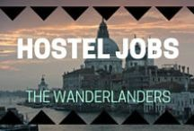Hostel Jobs / How to live abroad and work in a hostel