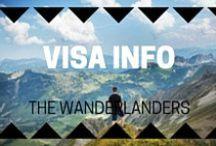 VISA INFO / How to get a visa to your dream destination